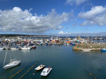 Newlyn Fishing Port