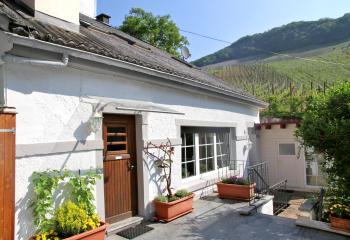 Ferienhaus-Eigenes Badezimmer-Weinberg