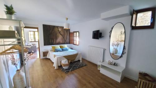 Apartamento-Superior-Baño con ducha