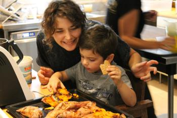 Cours de cuisine enfant / adulte