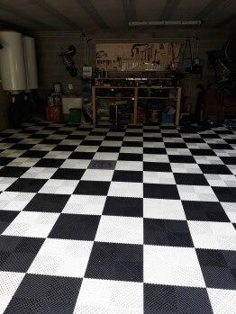 garage moto vélo atelier