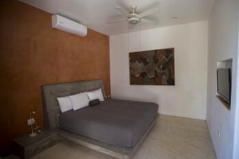 Habitacion Doble-Baño en la habitacion-Estándar-Queen