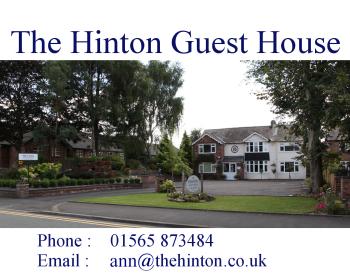 The Hinton Guest House - The Hinton Guest House - Welcome -