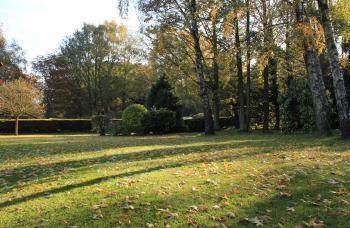The Old Rectory Hotel - Autumn in The Old Rectory gardens
