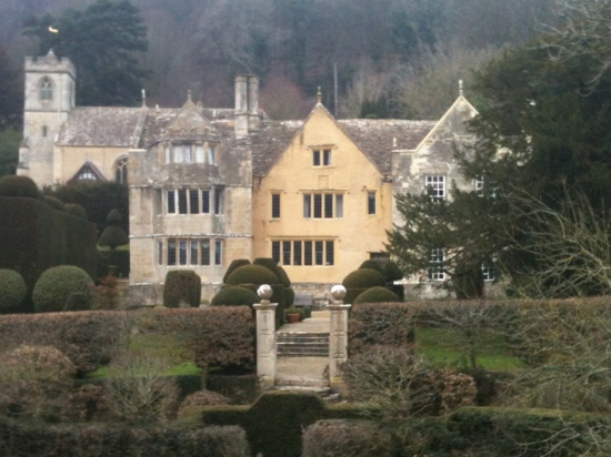 Owlpen Manor Estate