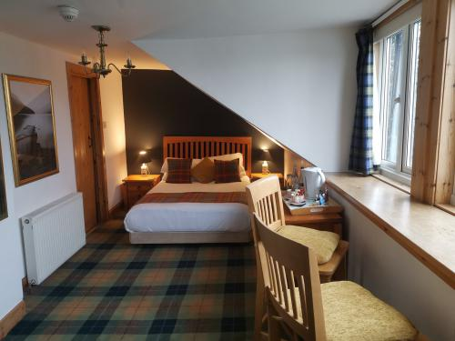 Double room-Panoramic-Ensuite with Shower-Lake View-Room 6 - Base Rate