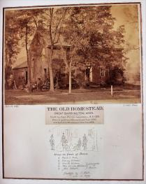 The Old Homestead 1876
