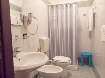 Bagno camera Libeccio