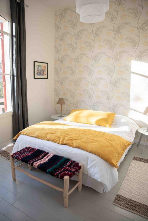 Chambre Mimosa-Double-Queen-Salle d'eau-Balcon - Tarif de base