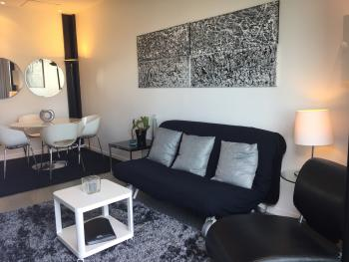 Le Lodge Cristal (salon)