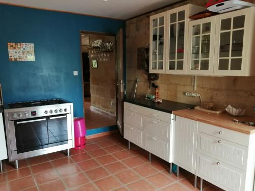 Maison-Villa-Salle de bain privée séparée-Vue sur le vignoble - Tarif de base