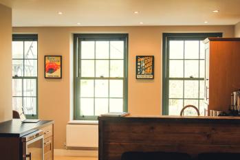 Communal Kitchenette/Dining/Sitting Room