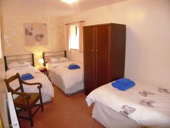 Carreg Bwa Triple Bedroom