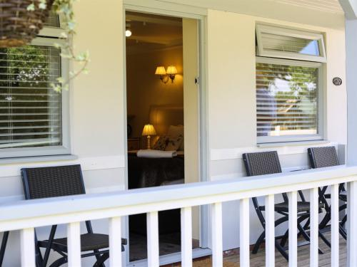 Luxury bijou rooms with veranda or patio