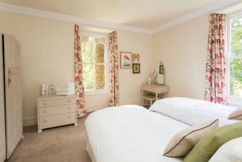 Monteverde bedroom as a twin