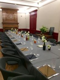 Salle de réunion ou banquet
