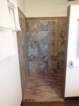 Suite 204 Shower