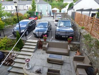 Private Car Park & Terrace