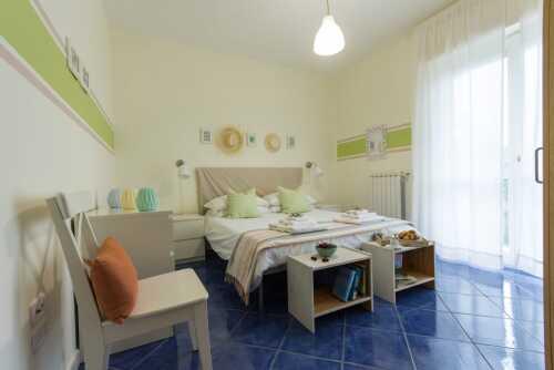 Appartamento-Familiare-Bagno privato-Balcone-2 bagni - Guiscardo
