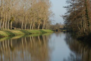 Crédit photo Marcel Gloannec.le canal de N à B