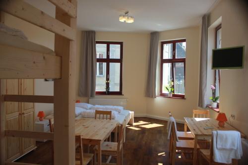 Familienzimmer-Standard-Eigenes Badezimmer-Blick auf den Fluss - Standardpreis