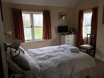 Double room-Comfort-Ensuite with Shower-Countryside view-Room 3,4 and 5