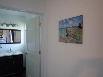 Suite 204 Bathroom Entry