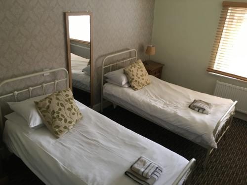 Twin room-Ensuite - Covid Room Only