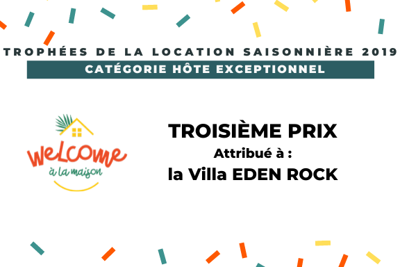 Prix Welcome à la Maison 2019