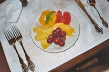 Breakfast Fruit Course