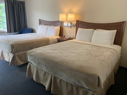 Queen-2 Queen Beds-Standard-Ensuite with Bath