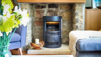 Cotswold Cottage Gems - Woodbine Cottage - Log Burner