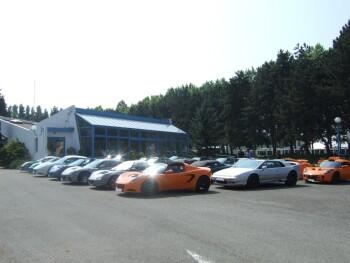 Grand Parking Sécurisé