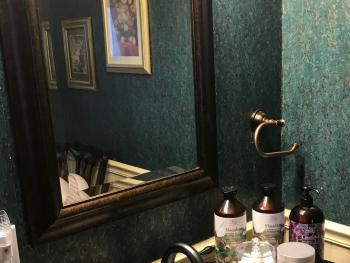 His Vanity in Victoria's Room