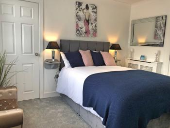 Double room-Executive-Ensuite - Base Rate