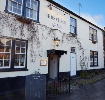 The Grosvenor Arms  -