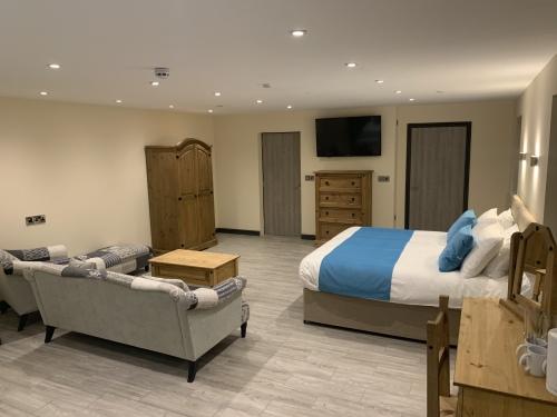 Crib Goch - Family Room - Ground Floor - Wet Room