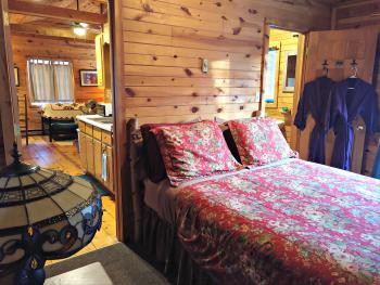 Bill's Cabin Interior