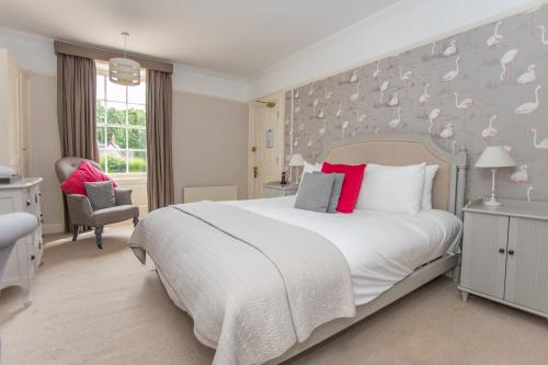 Double room-Deluxe-Ensuite-Rosehip - Base Rate