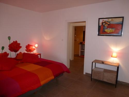 Chambre Familiale RDC Jardin & Terrasse