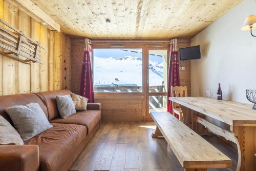 Appartement Cuzco G15 avec Balcon - Vue sur Montagne