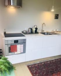 Boshuis keuken
