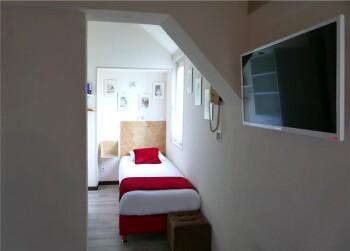 Ch Balzac-Confort-triple-2ème étage