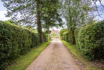 Chambers Place - Entrance Driveway