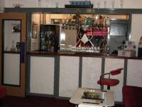 Repainted Bar with Arcade Games Machine.
