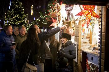 St Nicholas Fair - Christmas in York