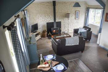 Your Lounge in Loveny Cottage