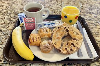 Expanded Continental Breakfast