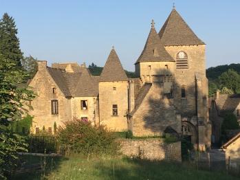 Le village de Saint-Geniès