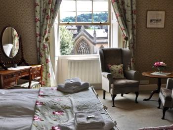 Sir Walter Elliot's Room   Garden View